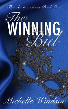 Book cover - The Winning Bid, by MIchelle Windsor