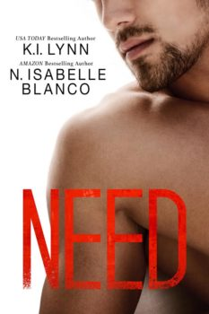 Book Cover, Need, Book 1