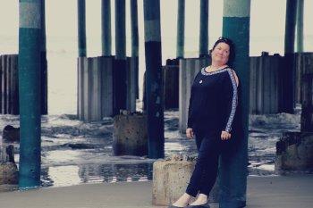 Photo of author Lorraine Britt