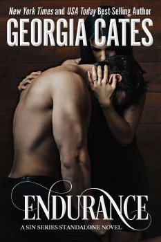 Front Cover, Endurance, by Georgia Cates