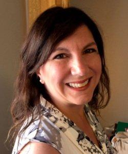 Color photo of Jessica Calla, author