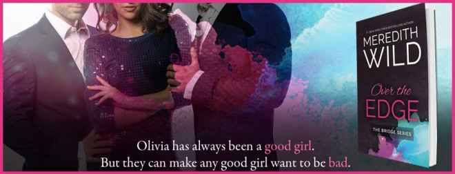 photo teaser and quote from Over the Edge