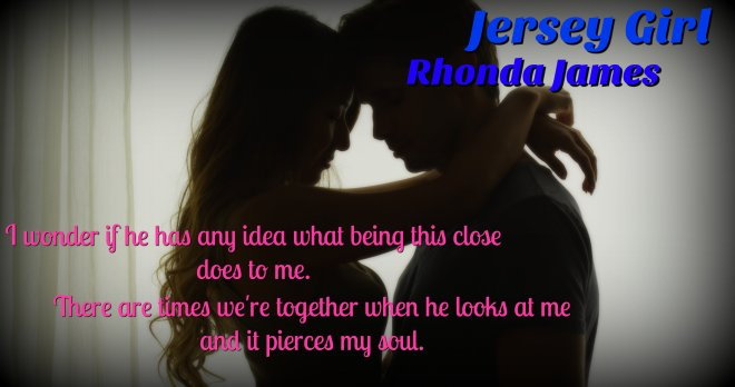 Photo teaser and quote from Jersey Girl