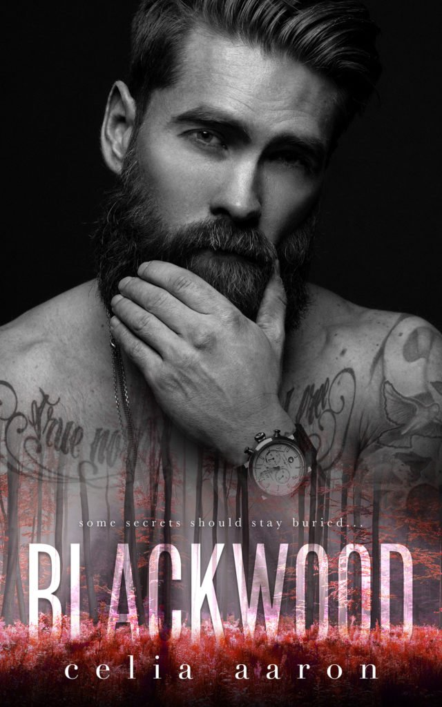 Front cover of Blackwood, by Celia Aaron