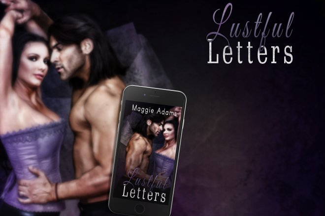Promo Photo of the Cover of Lustful Letters