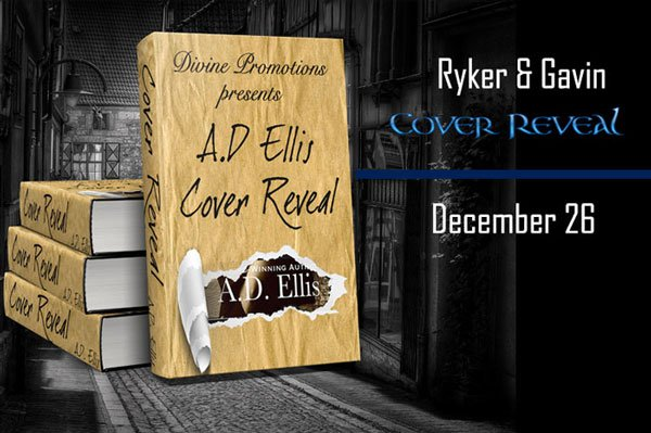 Cover Reveal Banner, Ryker & Gavin