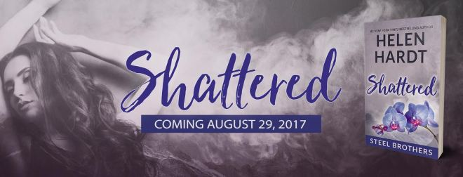 Cover Reveal Banner for Shattered by Helen Hardt