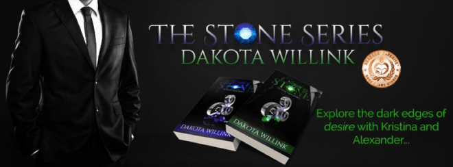 Banner for the New Cover Reveal of the Stone Series