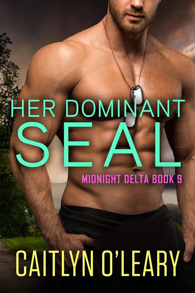 Book cover, Her Dominant Seal, by Caitlyn O'Leary
