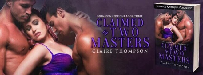 Release Banner for Claimed By Two Masters
