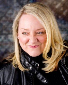 Photo of author Alice Clayton
