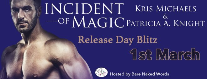 Release Banner for Incident of Magic