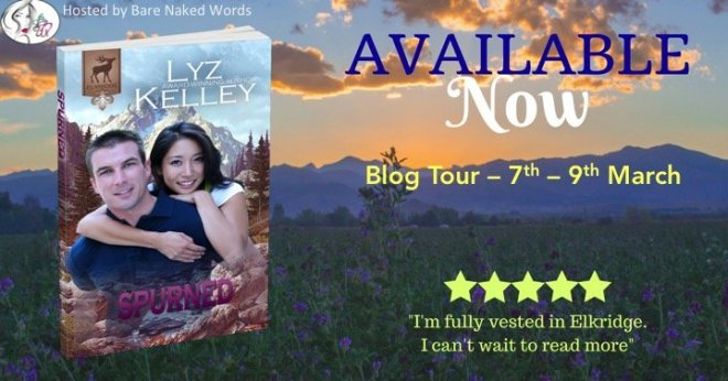 Release Banner for Spurned, by Lyz Kelley