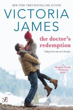 Front Cover, The Doctor's Redemption by Victoria James