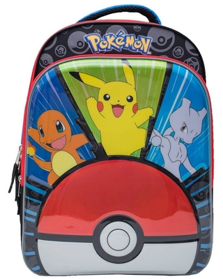 a pokemon back pack