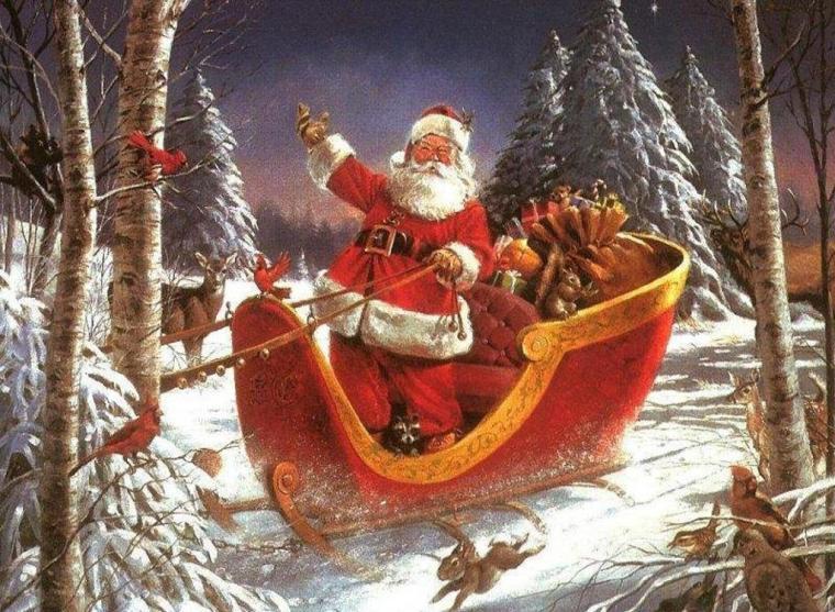 Santa-Reindeer-12
