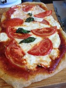 Tomato and Fresh mozzarella