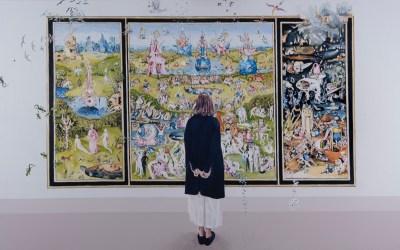«Me encanta ver lienzos en blanco, representan un nuevo proyecto». Mujer Hoy
