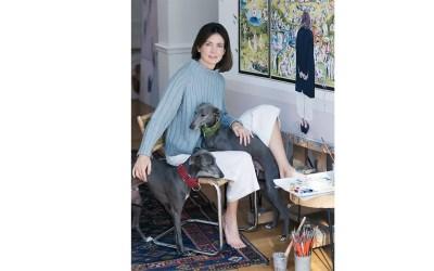 La luz de la pintura de Paula Varona deslumbra en El Retiro