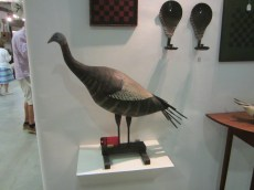 Too great! A wonderful turkey decoy.