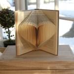 Bookfolding Heart