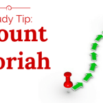 Study Tip: Mount Moriah