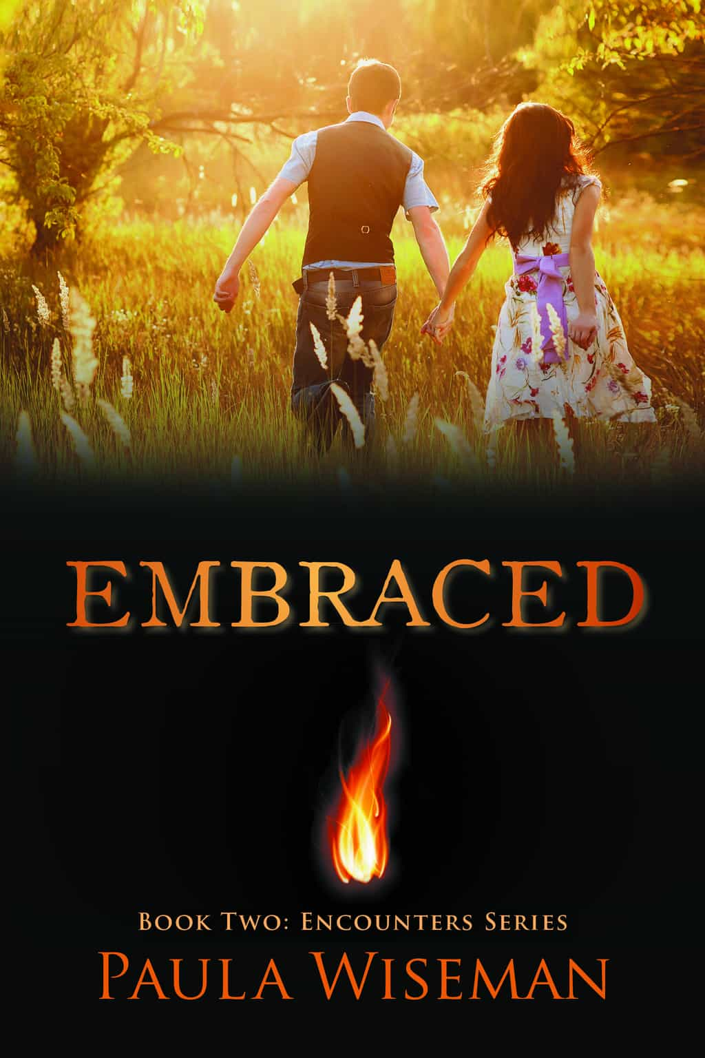 Embraced cover