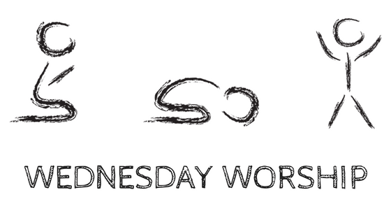 Wednesday worship Title graphic for It is Well with My Soul