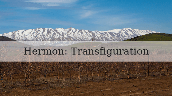 mount hermon with title