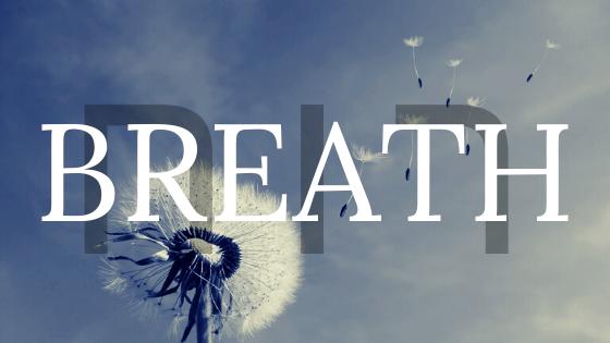 Breath title graphic