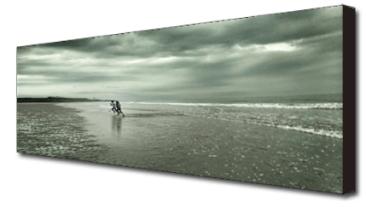 Bambrough beach, Northumberland