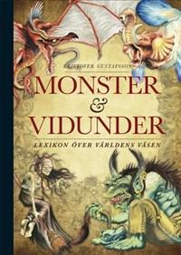 Monster & vidunder Bokomslag