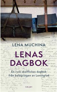Lenas dagbok Bokomslag