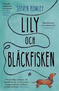 Lily och bläckfisken Bokomslag