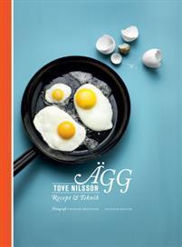 Ägg - Recept och Teknik Bokomslag