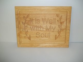 It is Well with my Soul (small) $22