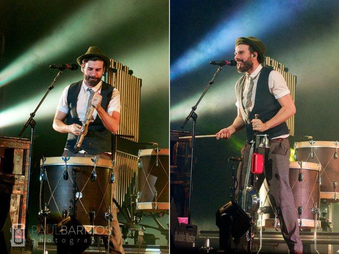 Gareth Gilkeson - Rend Collective - Royal Farms Arena | Baltimore, MD