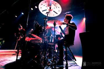 Ryan Meyer - Highly Suspect - Baltimore Soundstage | Baltimore, MD