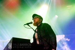 Chris Tomlin Band live concert
