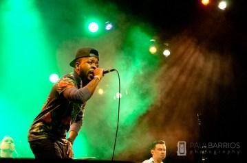 Retro/Ricole live hip hop in Frederick