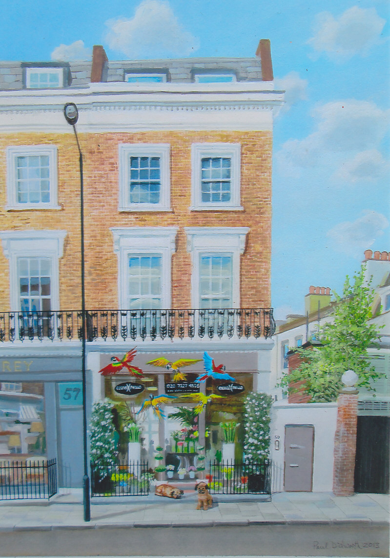 Flower shop, London W2_0002