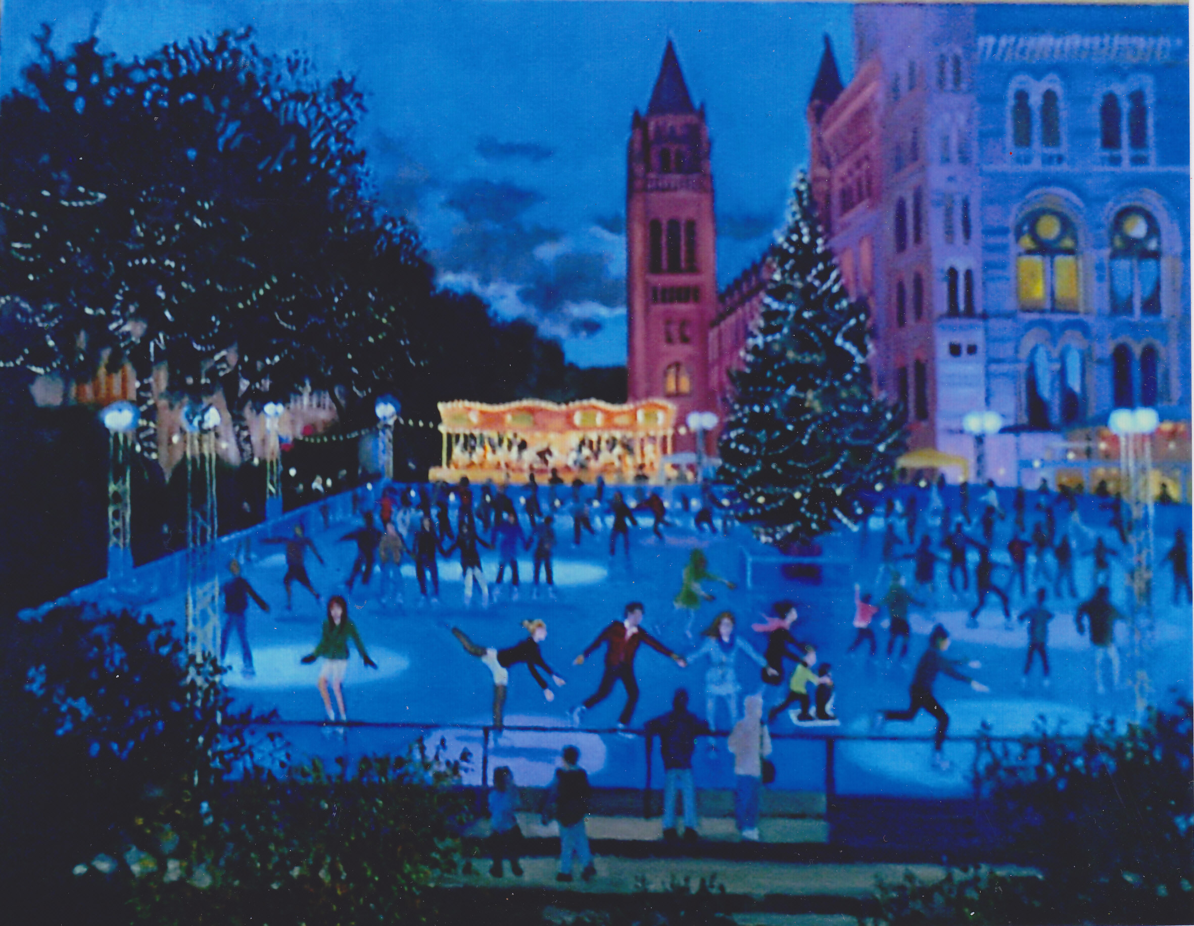 National History Museum  skating_0002