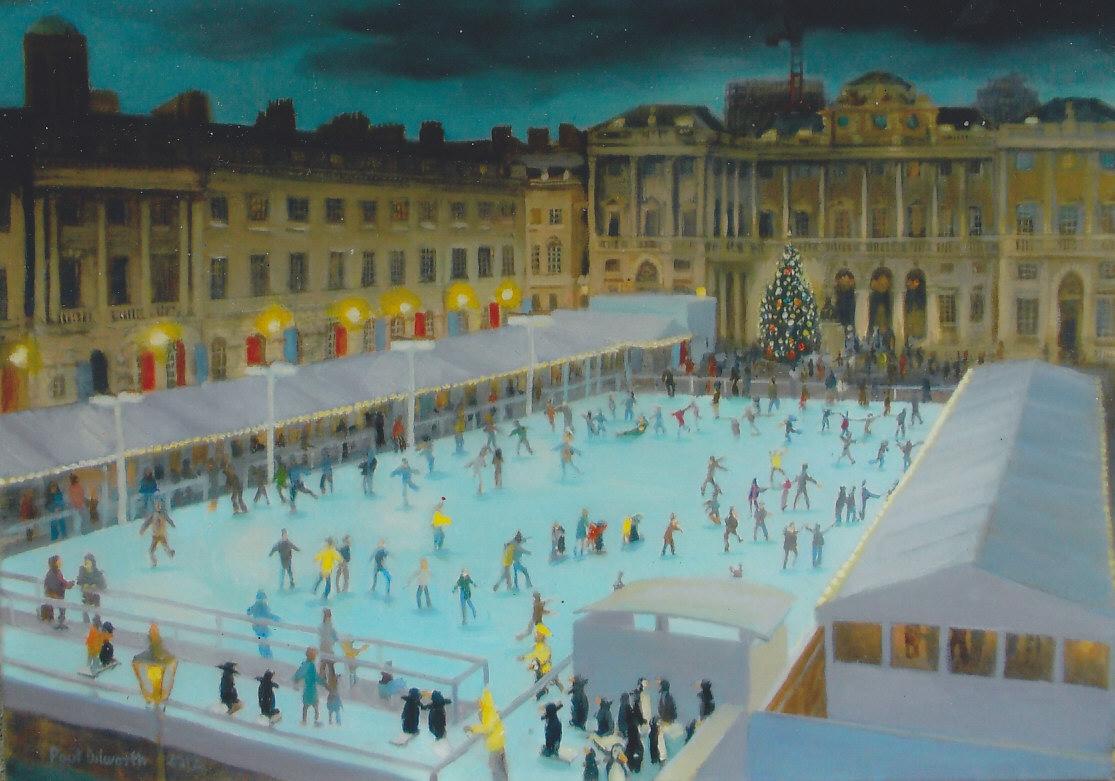 Somerset House ice skating_0003