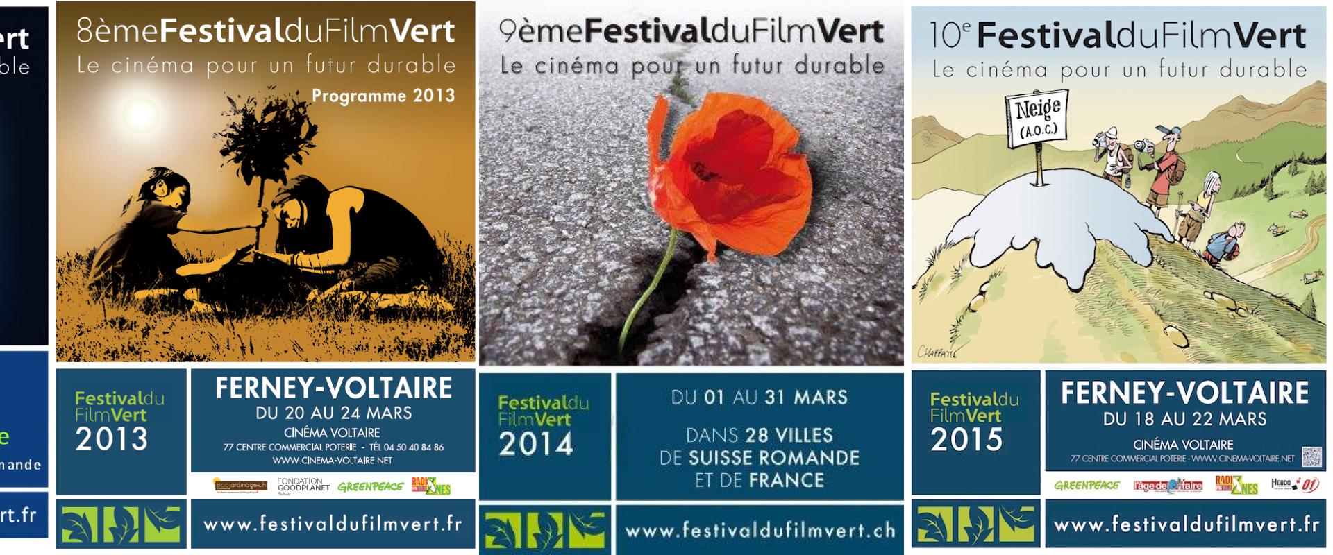 Festival du Film Vert in Ferney-Voltaire