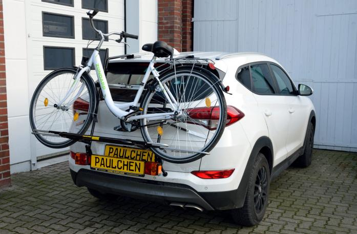 bicycle carrier for hyundai tucson tl