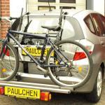 Bicycle Carrier For Honda Jazz Iii Ge Paulchen Hecktrager System Fahrradtrager