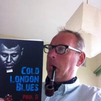 The paperback of Cold London Blues is currently on sale for  £2.95!