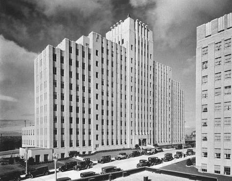 Harborview Hospital when nearly new.