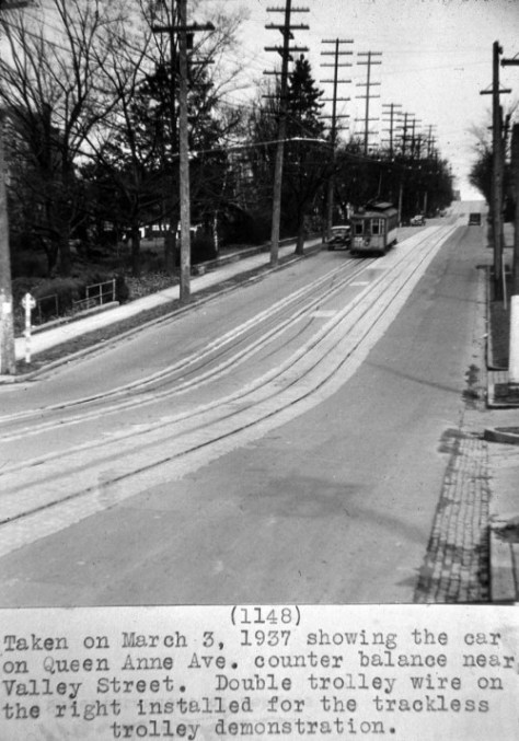 3-a.-Counterbalance-Queen-Anne-Ave-n.-fm-Roy-St.-March-3,-1937.-caption-notes-Trolley-Wire-fortrackless-demo-3-3-37
