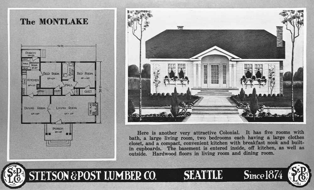 Seattle now then the stetson and post block for Stetson homes floor plans